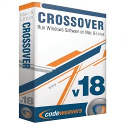 Download CrossOver Mac 18