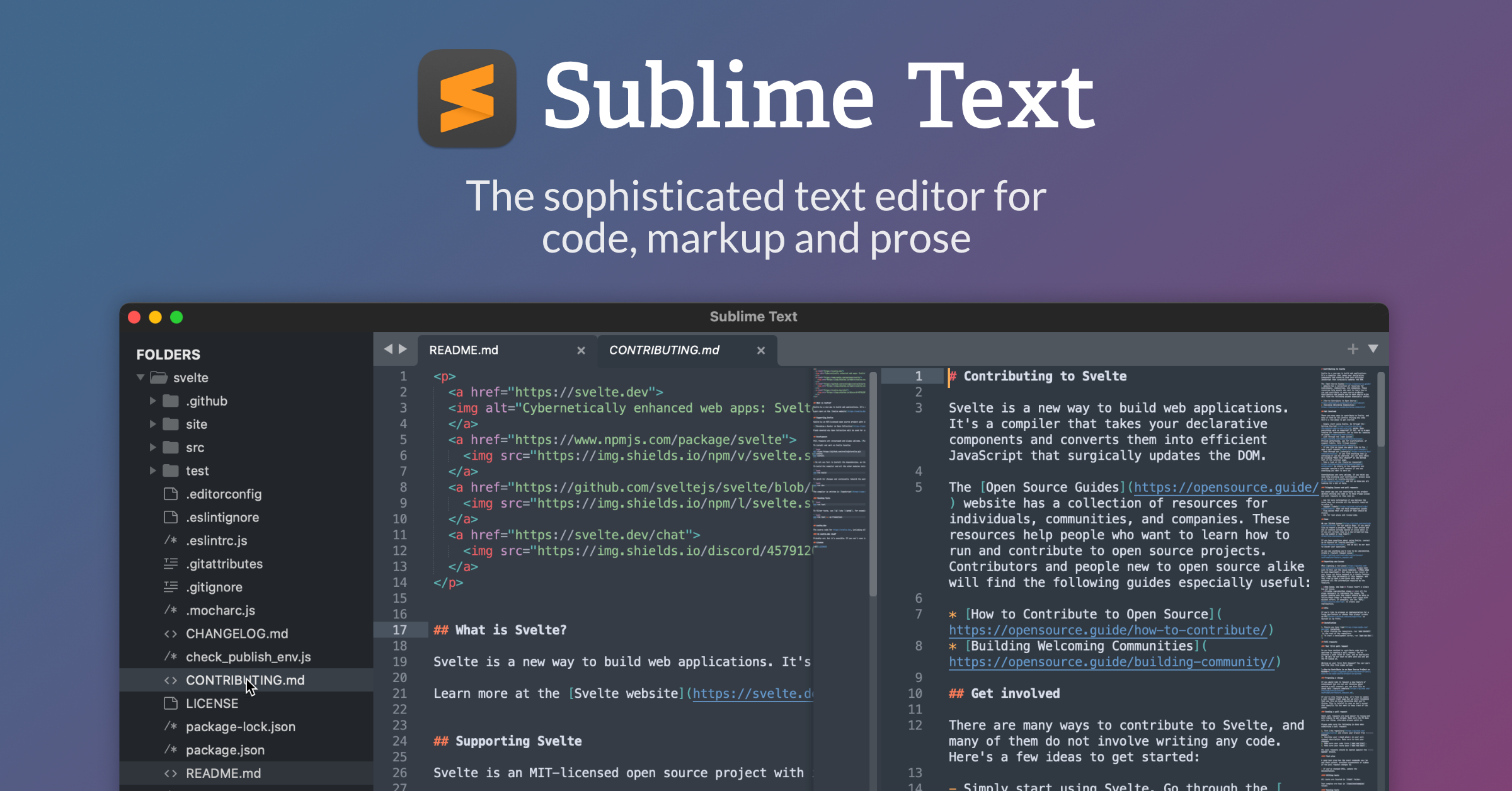 Sublime Text 3 for Mac Free Download