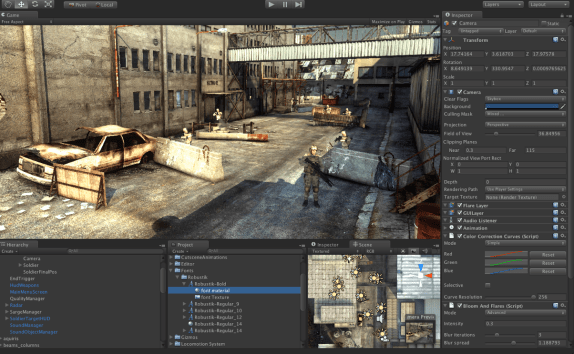 Unity 2018.3 for macOS Free Download