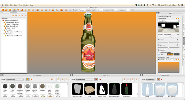 Creative Edge Software iC3D Suite 5.5 for Mac Free Download