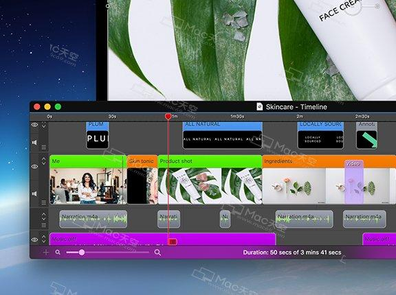 ScreenFlow v8.2 for Mac Free Download