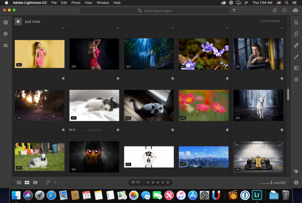 photoshop lightroom for mac free download