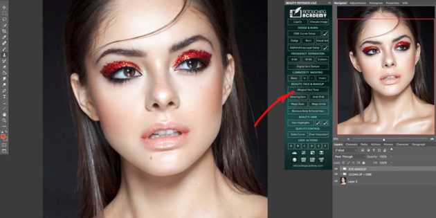 Delicious Retouch Panel v4.1.3 for Photoshop macOS Full Version Download