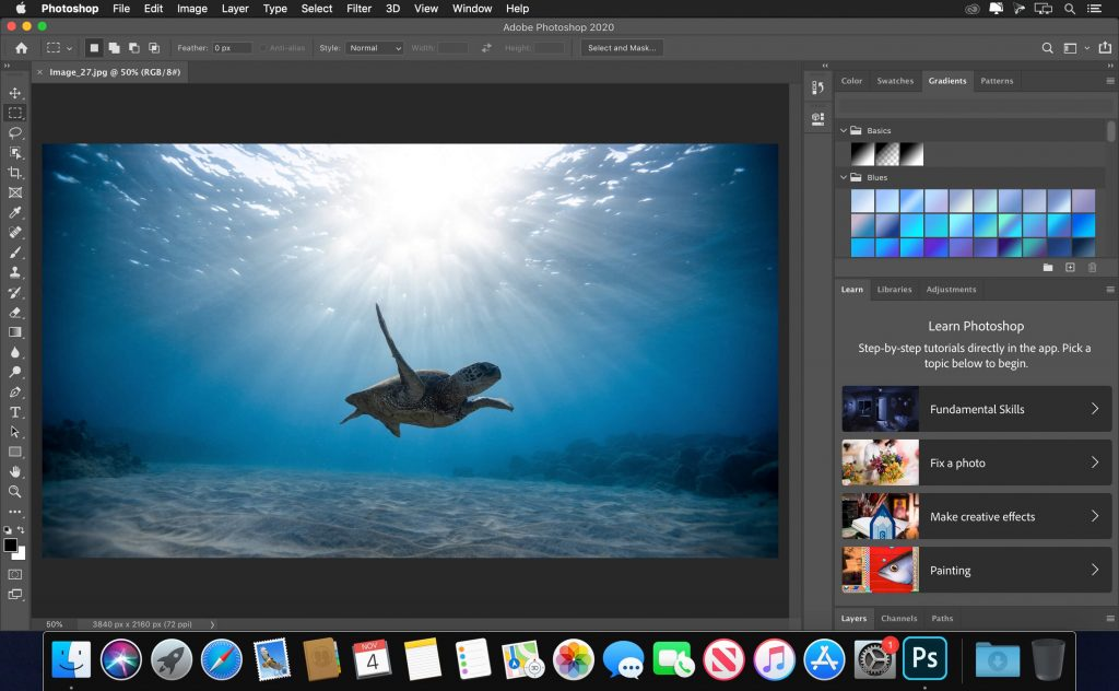 Adobe Photoshop 2020 21.0.3 for Mac Free Download