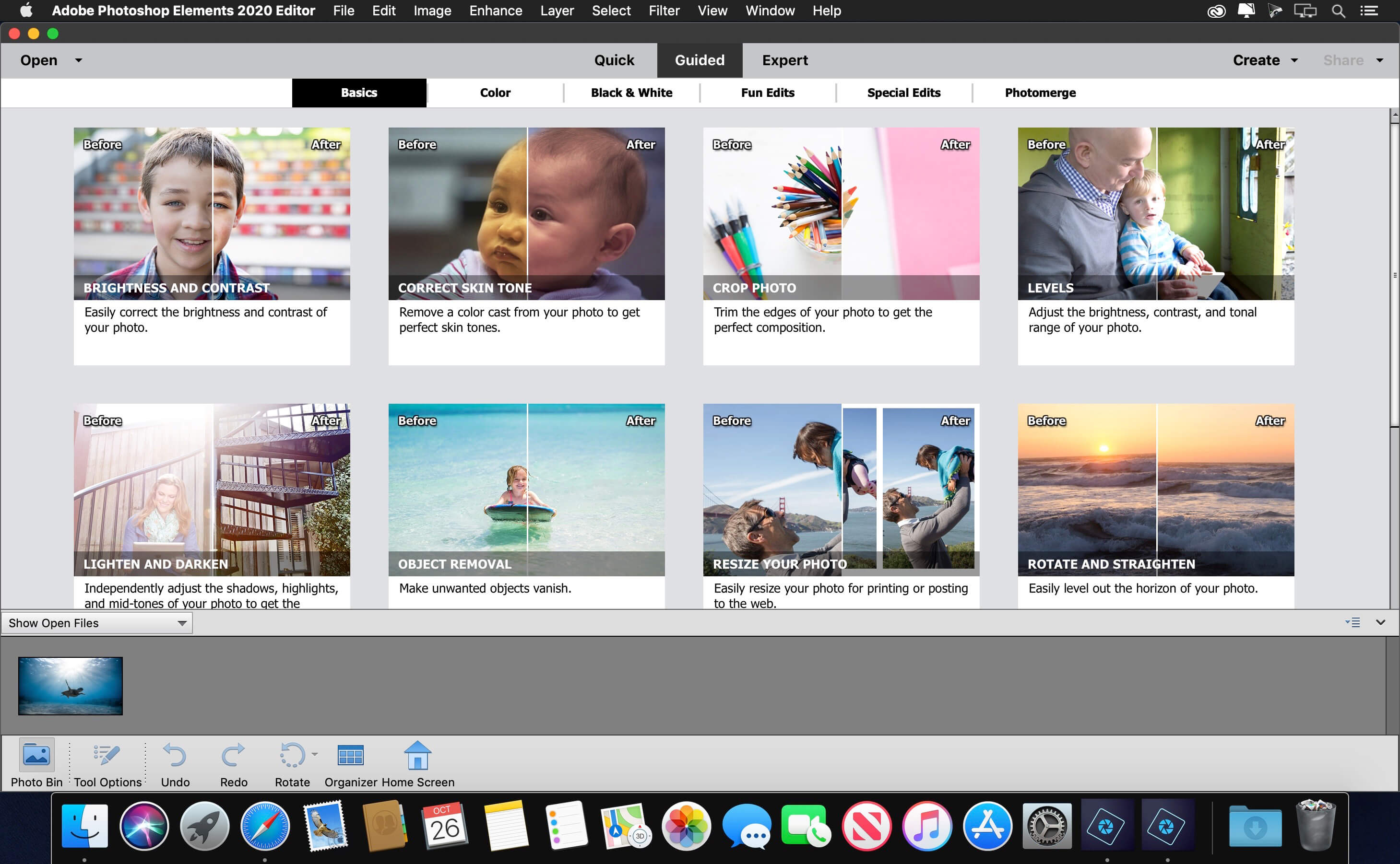 Adobe Photoshop Elements 2020 for Mac Free Download
