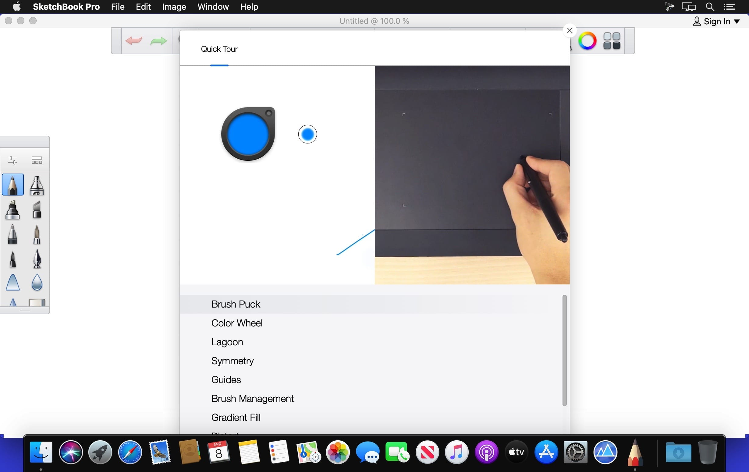 Autodesk SketchBook Pro 2021 for Mac Free Download