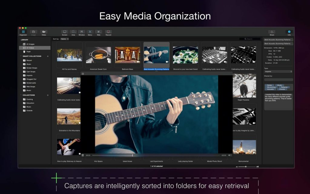 Capto 1.2.14 for Mac Free Download