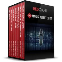 Download Red Giant Magic Bullet Suite 13 for Mac