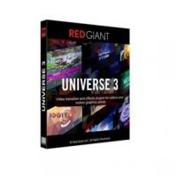 Download Red Giant Universe 3.3 for Mac