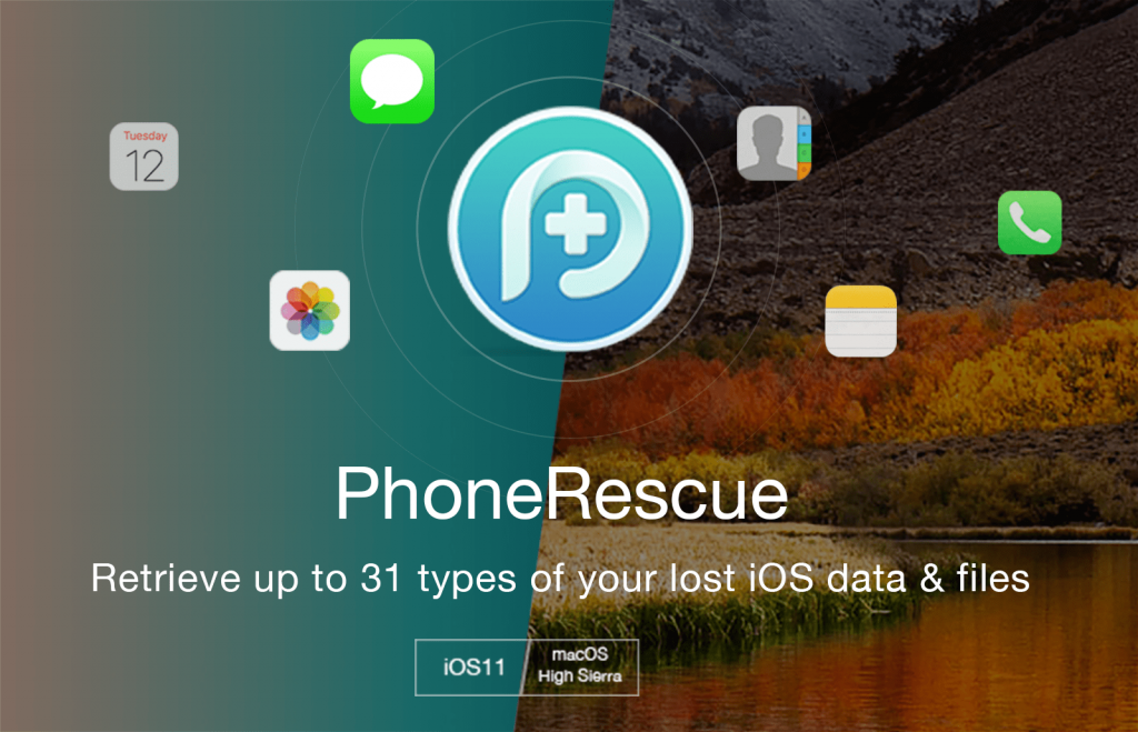 PhoneRescue for iOS Full Version Free Download