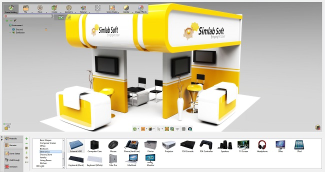 Simlab composer 10.17 Ultimate for MacOS Free Download