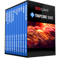 Download Red Giant Trapcode Suite 16.0 for Mac