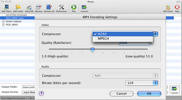 NCH Prism Plus 7.10 for Mac Full Version Download