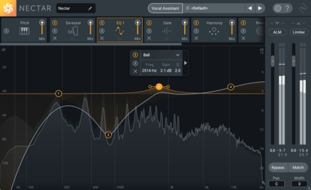 iZotope Nectar Plus v3.6 for Mac Free Download