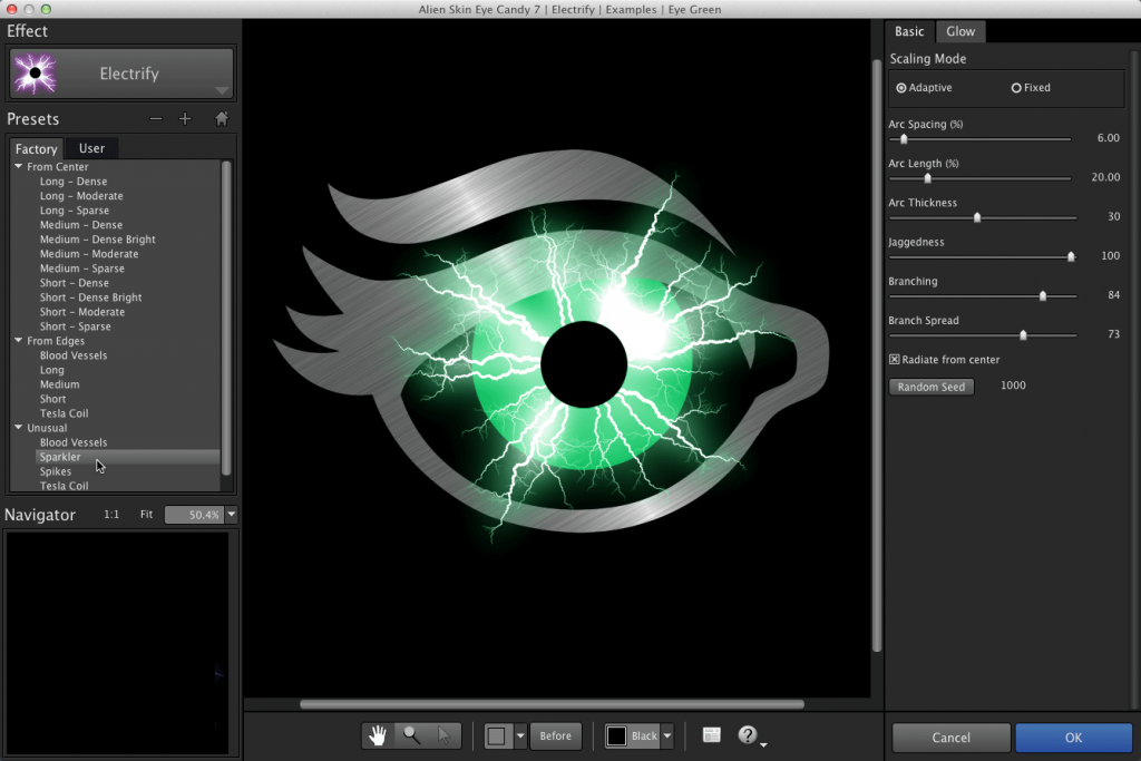 Eye Candy 7 for Mac Full Version Free Download