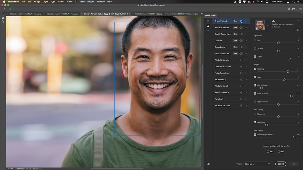 Adobe Photoshop 2021 with Neural Filters for Mac Free Download - All Mac  World | AllMacWorld | Mac World | Intel M1 Apps