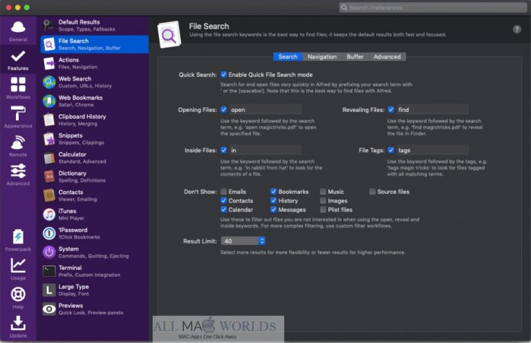 Alfred-4-Powerpack-4-For-macOS-Free-Download