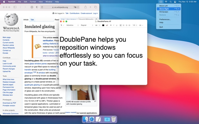 DoublePane for Mac Free Download