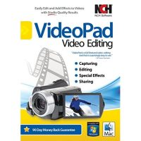 Download VideoPad Video Editor 9 for Mac