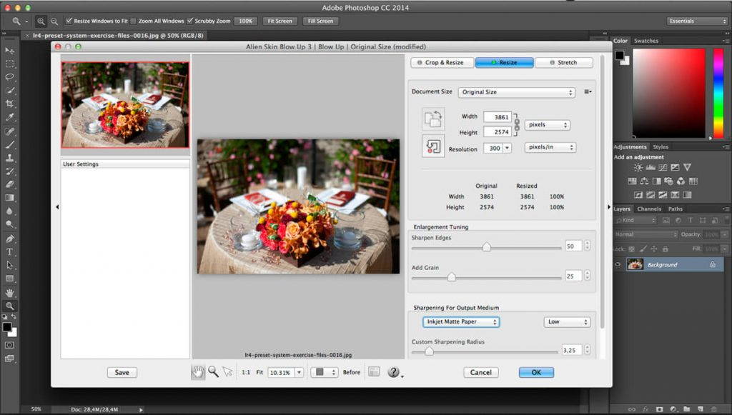Exposure Software Blow Up Free Download