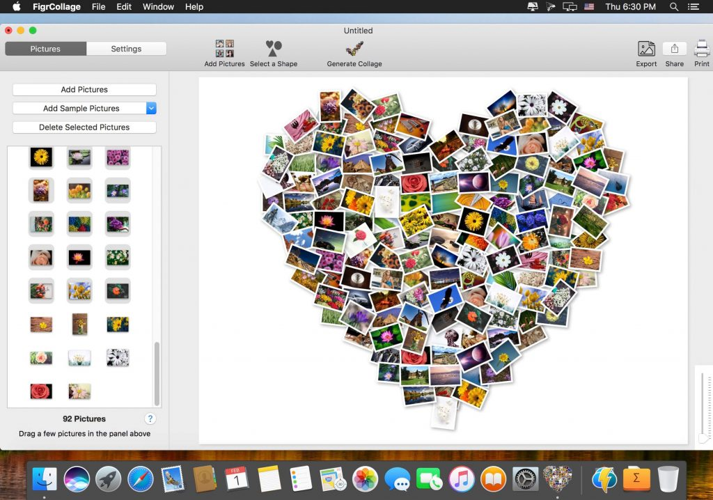 FigrCollage 3 for Mac Free Download