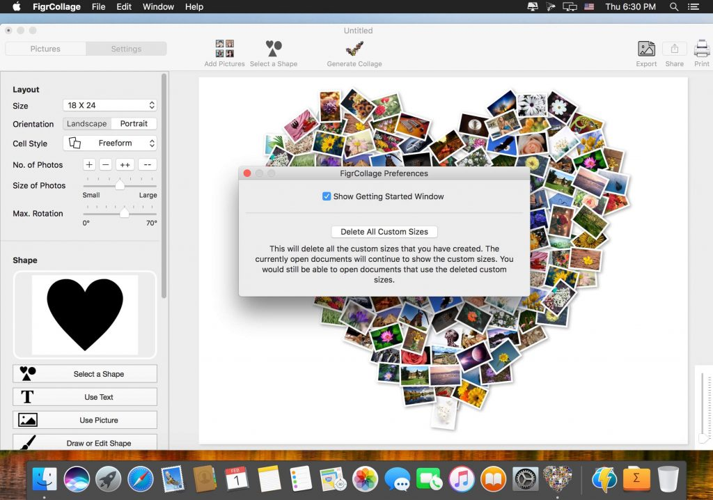 FigrCollage 3.2.1 for Mac Free Download