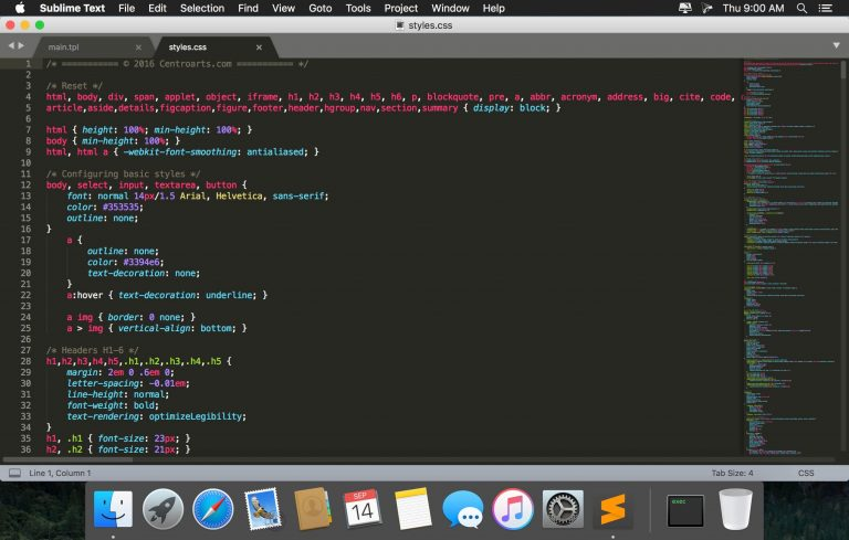 Sublime-Text-4-for-macOS-Free-Download