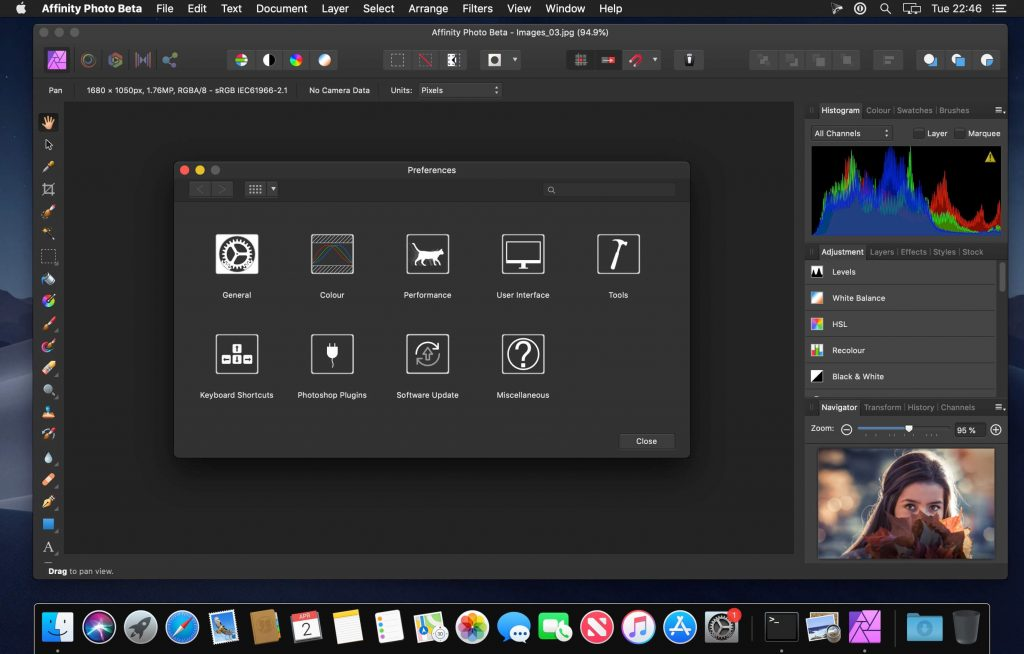 Affinity Photo 1.9 for Mac Full Version Download