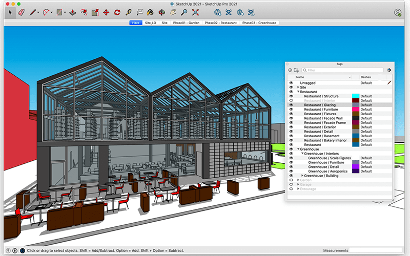SketchUp Pro 2021 for Mac Free Download