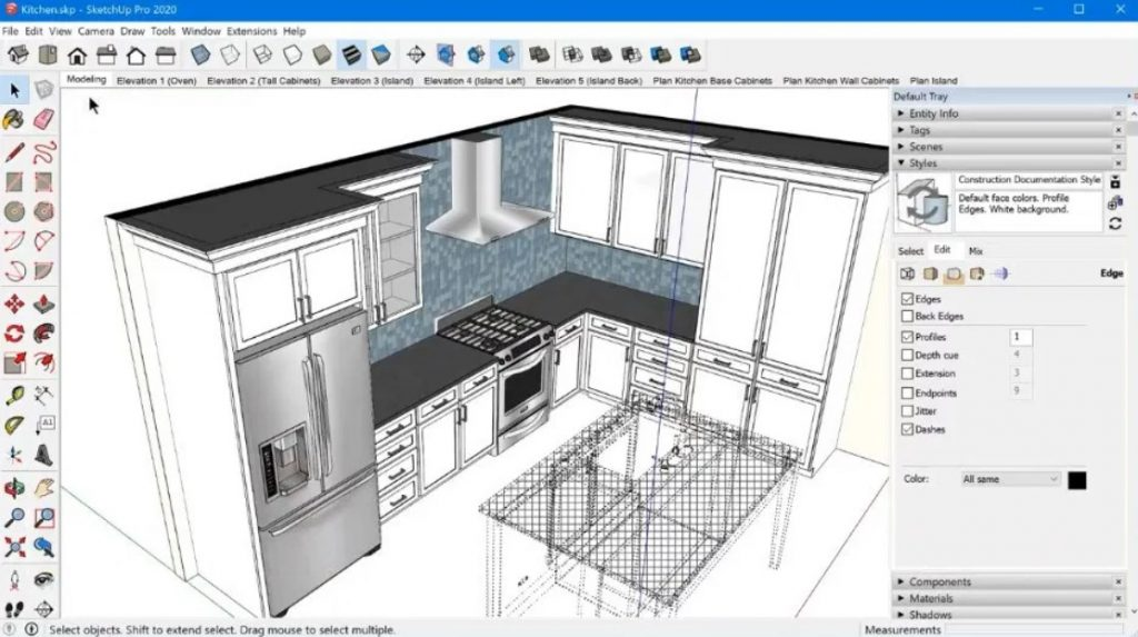 SketchUp Pro 2021 for macOS Free Download