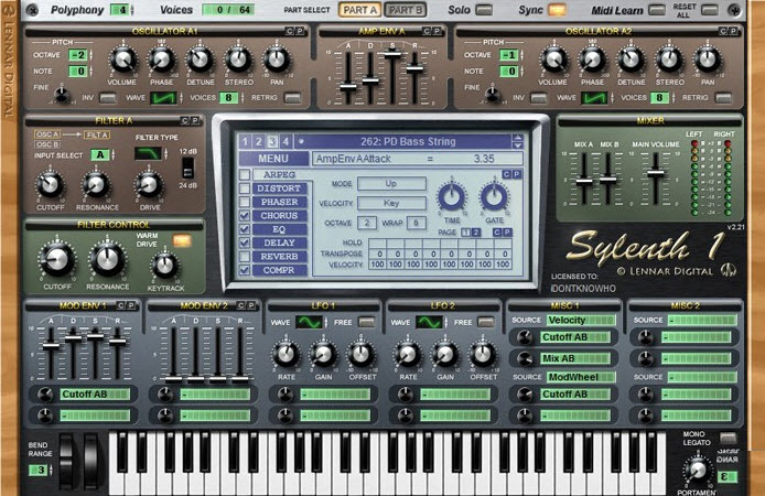 Sylenth1 for Mac Full Version Download