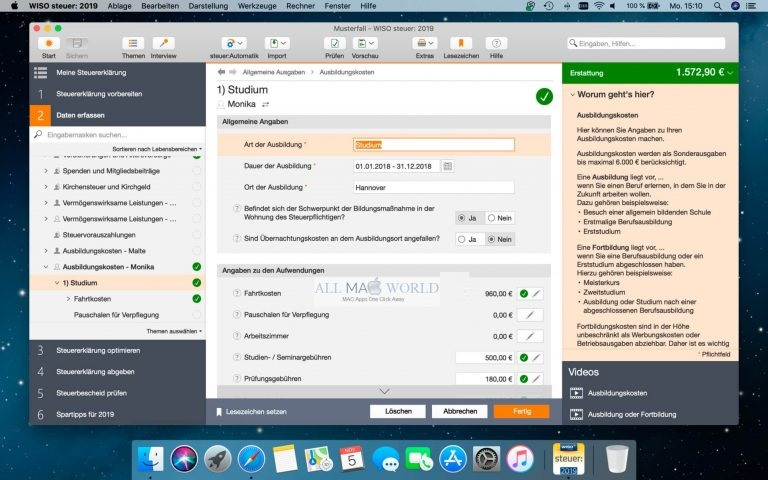 WISO-Steuer-2021-v11-For-macOS-Free-Download