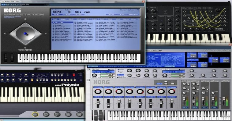 KORG-Legacy-Collection-for-macOS-Free-Download