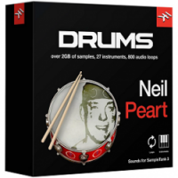 Neil-Peart-Drums-for-SampleTank-Free-Download