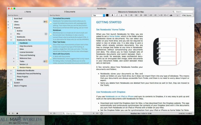 Notebooks-2-for-macOS-Free-Download