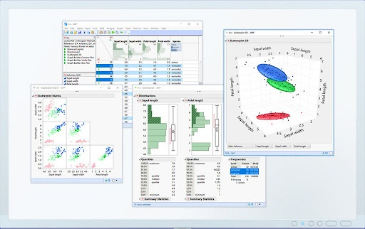 SAS JMP Statistical Discovery Pro 14 for Mac Free Download