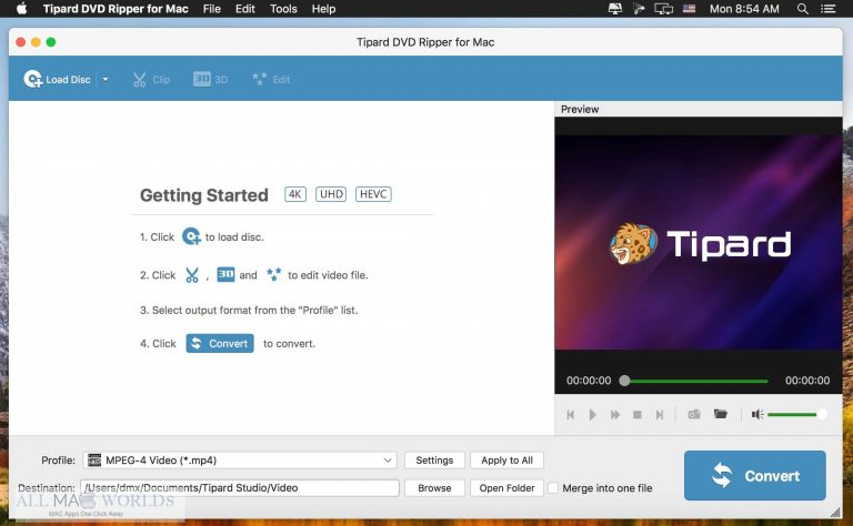 Tipard-DVD-Ripper-for-Mac-10-Free-Download