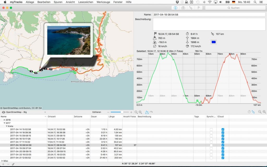 myTracks 4 for Mac Full Version Free Download