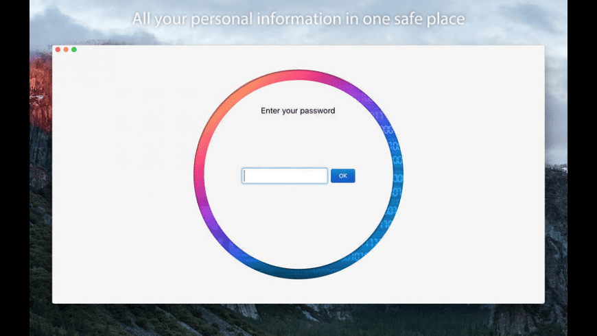 oneSafe for Mac Free Download