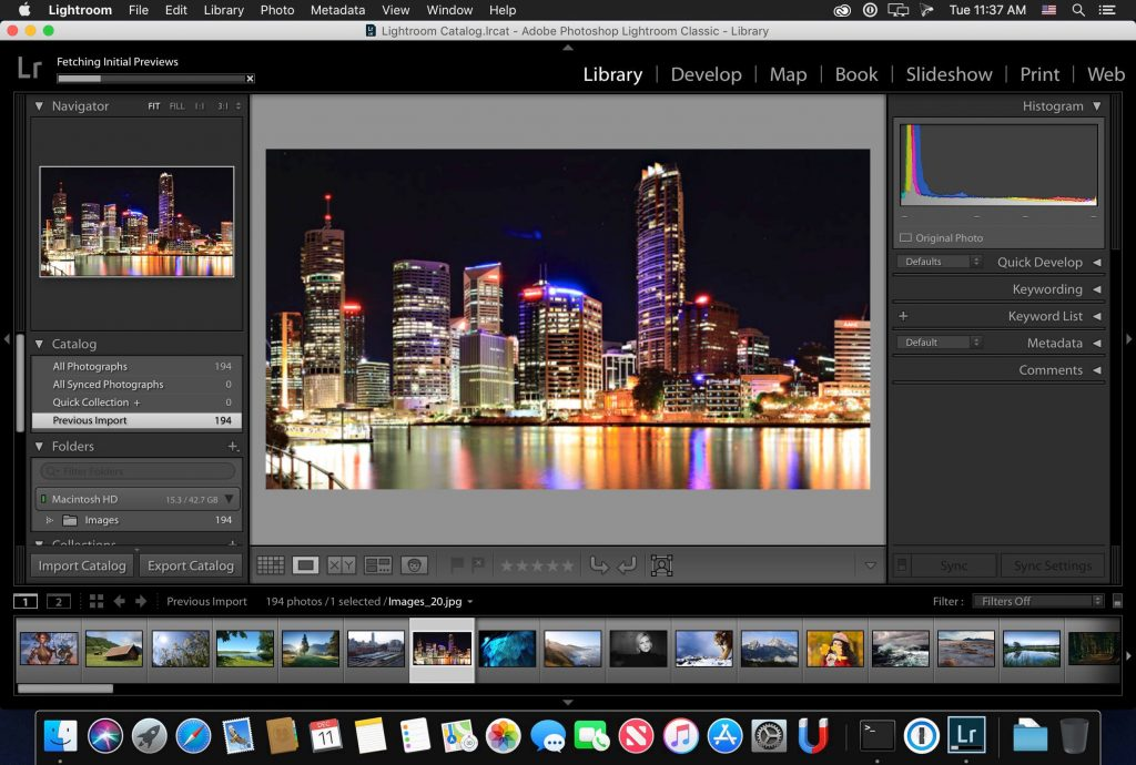 Adobe Lightroom Classic 2021 for Mac Free Download
