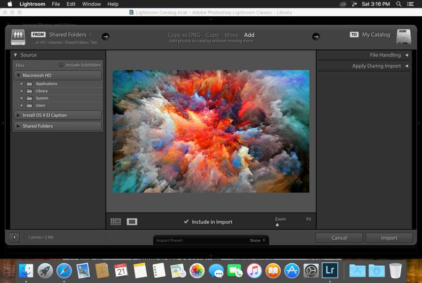 Adobe Photoshop Lightroom Classic 9 for Mac Full Version Download