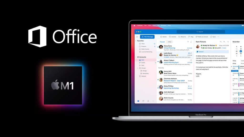 Microsoft Office 2019 for macOS Big Sur Free Download