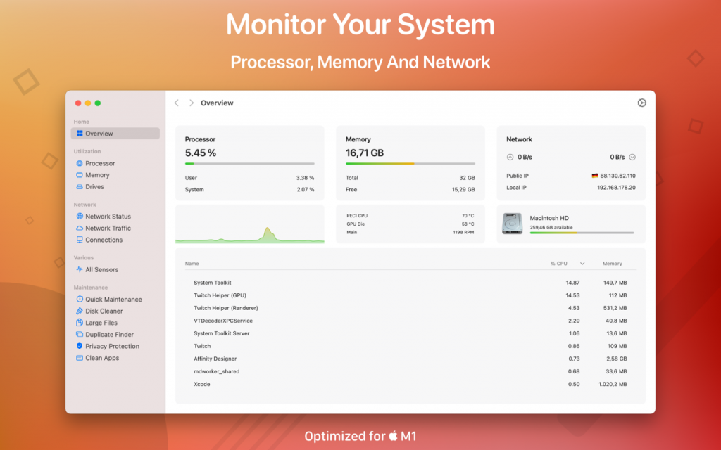 System Toolkit 4 for Mac Full Version Free Download