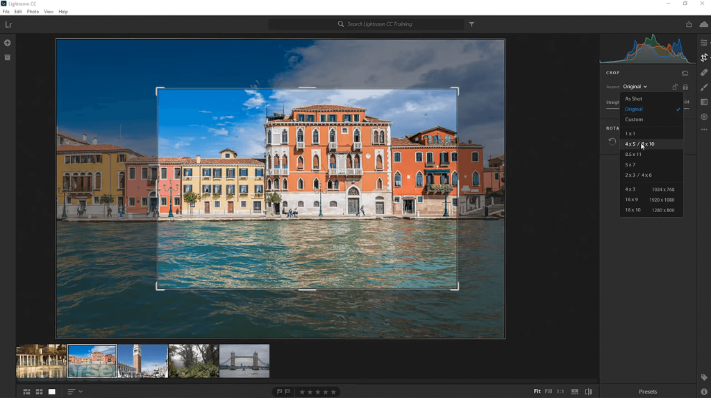 Adobe Lightroom Classic 10.4 for Mac Free Download