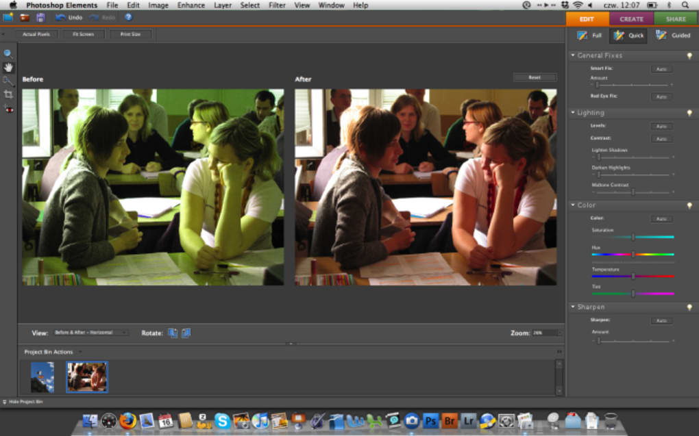 Adobe Photoshop Elements for MacOS Free Download