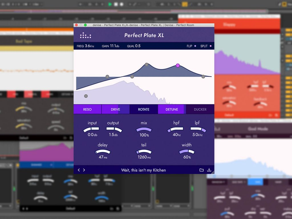 Denise-Audio-Perfect-Plate-Free-Download