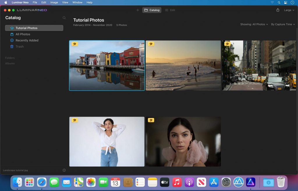 Luminar Neo 1.0 for macOS Free Download