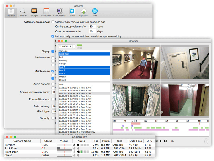 SecuritySpy 5 for Mac Free Download