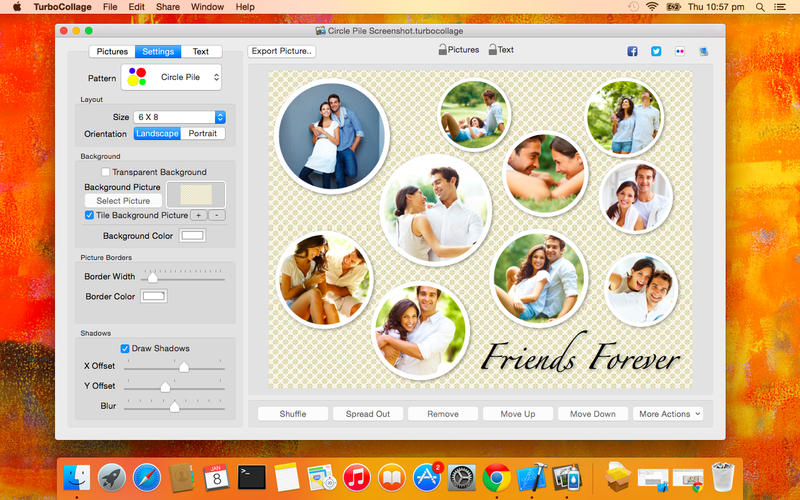 TurboCollage 7 for Mac Free Download
