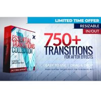Videohive Transitions and Effects v5 Free Download